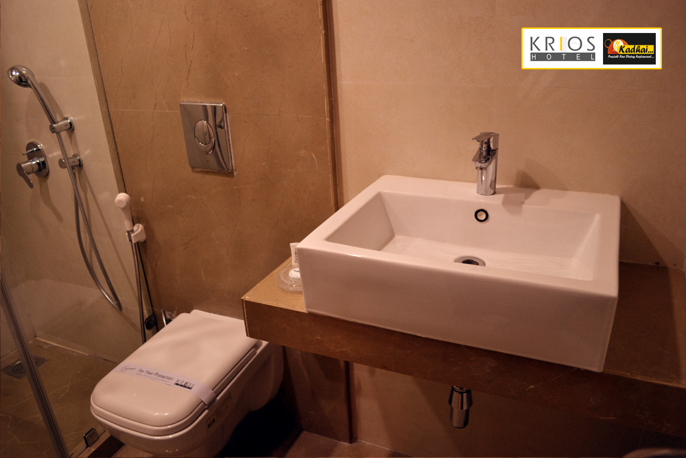 Clean & Hyginic Bathrooms, Best Hotel in Ahmedabad